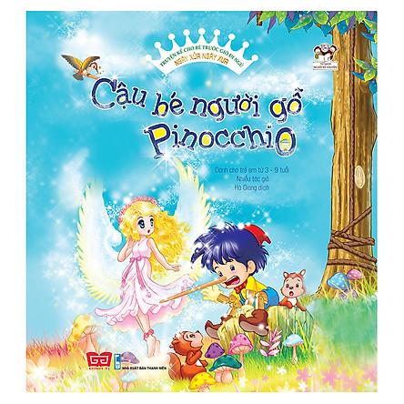 Ngày Xửa Ngày Xưa - Cậu Bé Người Gỗ Pinocchio