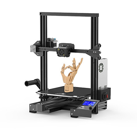 Creality Ender-3 Max High Precision 3D Printer Kit Integrated Structure 300*300*340mm Large Build Volume Support Silent