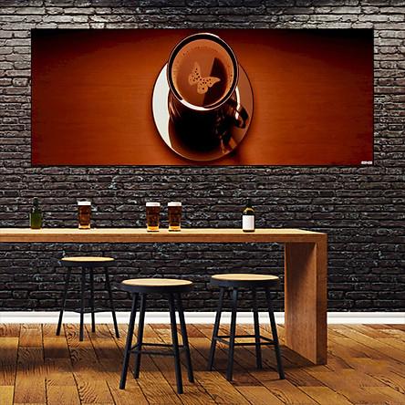 Tranh nghệ thuật khổ lớn dán tường GDT-129
