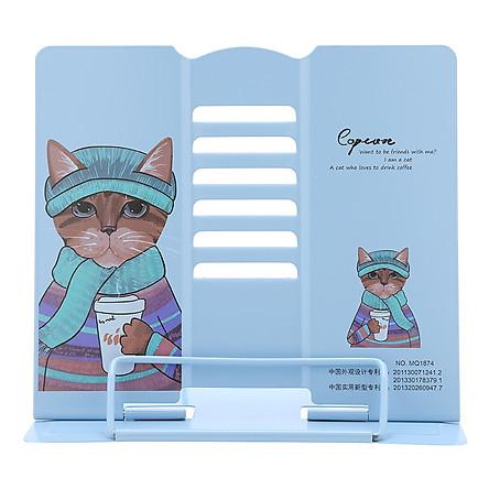 Giá Kẹp Sách, Đỡ Sách, Đọc Sách Chống Cận - The Cat