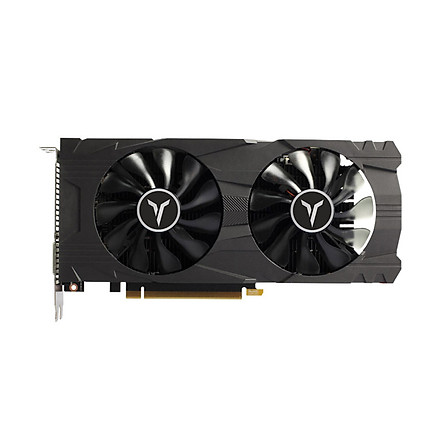 Yeston GeForce GTX 1050Ti 4G D5 GAEA Graphic Card with 1291-1392MHz/7008MHz 4GB/128Bit/GDDR5 Memory Gravity Cooling