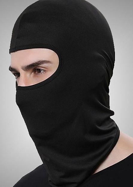 combo 3 Khăn trùm đầu Ninja Fullface đi phượt (Màu đen)