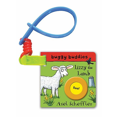 Lizzy The Lamb Buggy Book