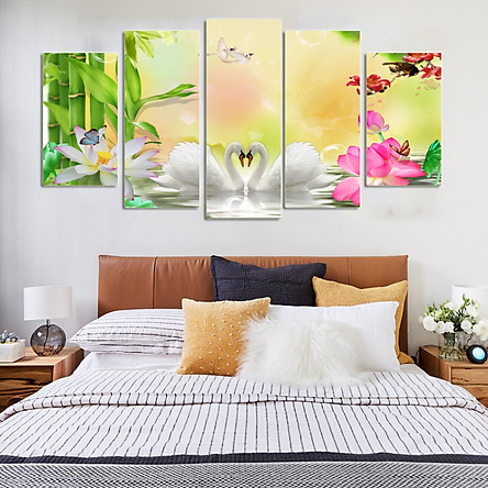 Tranh Treo Tường Phong Thủy Phòng Ngủ ST3361