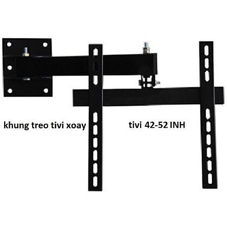 khung treo tivi xoay 42 inch - 52 inch