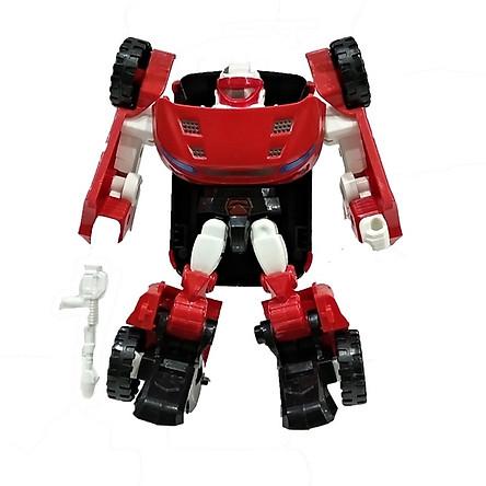 Đồ Chơi Robot Biến Hình Xe Chuyên Dụng-L015-35A-Boy Toys - Màu Đỏ