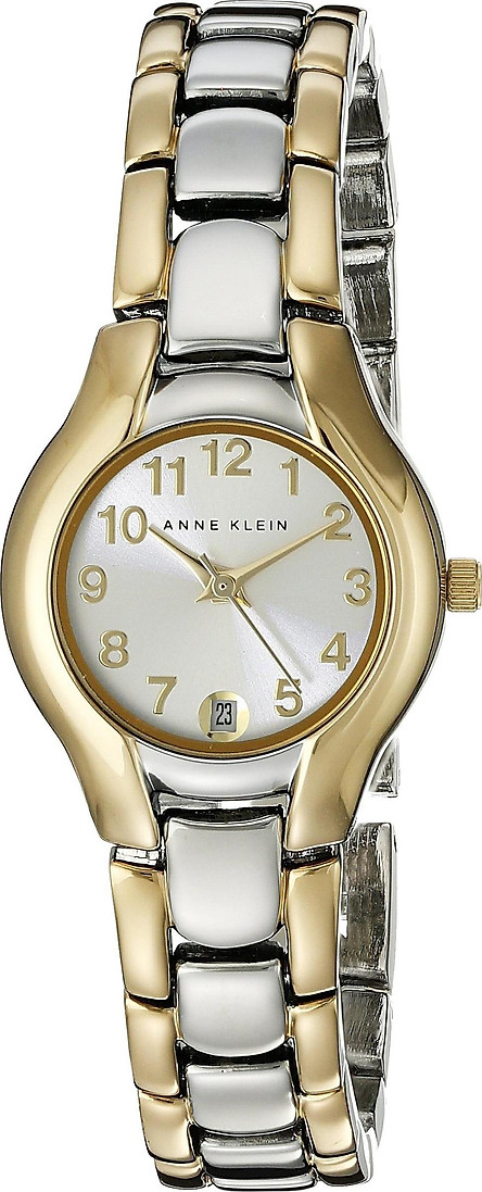 Đồng hồ nữ Đồng hồ nữ Anne Klein Women's 10-6777SVTT Two-Tone Dress Watch with an Easy to Read Dial