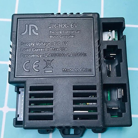 Mạch Xe Ô Tô Điện Trẻ Em Mã JR-RX 6V