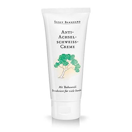 Sanct Bernhard Anti Perspiration - Kem khử mùi chiết xuất tự nhiên, khử mùi cơ thể, khử mùi hôi nách, làm khô vùng da dưới cánh tay, ngăn ngừa tiết mồ hôi