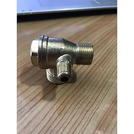 Van 1 chiều máy bơm hơi loại nhỏ - máy nén khí , ren ngoài 10mm-15mm-20mm