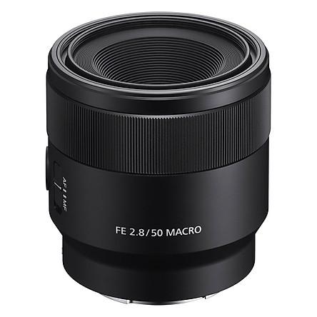 Ống Kính Sony FE 50mm F2.8 Macro - Hàng Chính Hãng