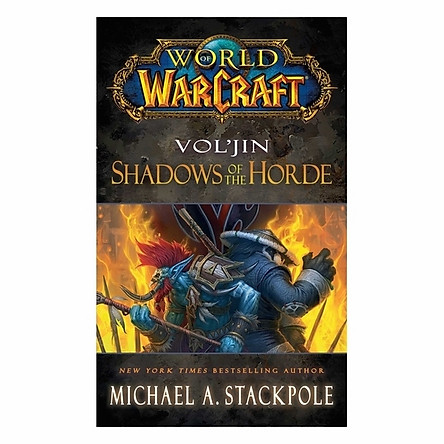 World Of Warcraft Vol'Jin: Shadows Of The Horde