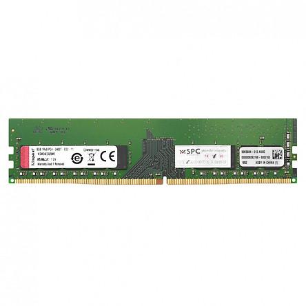 RAM PC Kingston 8GB ECC DDR4 2400Mhz KSM24ES8/8ME - Hàng Chính Hãng
