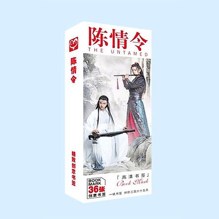 Bookmark truyện tranh MA ĐẠO TỔ SƯ (TRẦN TÌNH LỆNH)