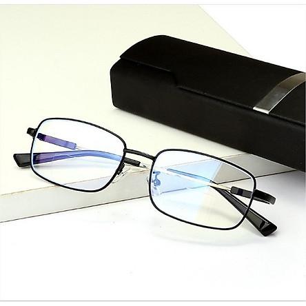 Kính lão thị viễn thị hai tròng cao cấp chống UV nhìn xa và gần tiện lợi gọng siêu dẻo cứng cáp