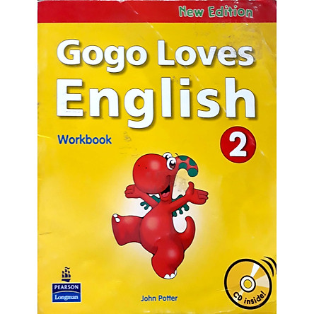 Gogo Loves English N/E W/B 2