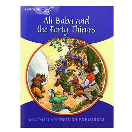 Explorers Readers 6 Ali Baba