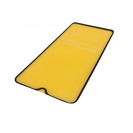Kính cường lực cho SAMSUNG Galaxy A30 A50 cao cấp FULL keo - FULL màn hình - Đen