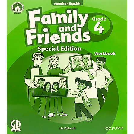 Family and Friends Grade 4: Workbook (Special Edition) (American English Edition)