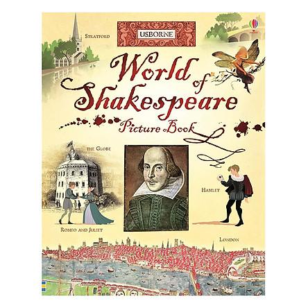 Usborne World of Shakespeare Picture Book