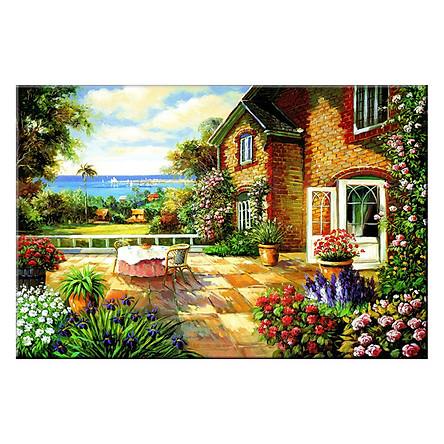 Tranh Canvas Thế Giới Tranh Đẹp Scenery-013