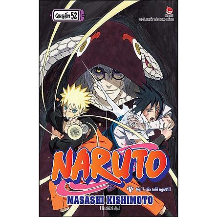 Naruto - Tập 52: Đội 7 Của Mỗi Người!!