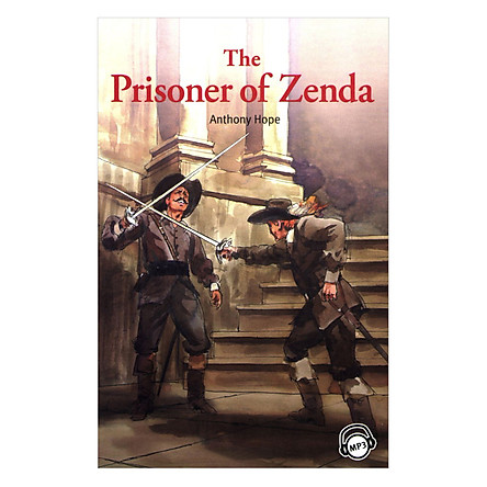 Compass Classic Readers 4: The Prisoner of Zenda (With Mp3) (Paperback)