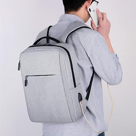Balo đựng Laptop đa năng chất liệu cao cấp chống thấm nước, thiết kế nhiều ngăn tiện dụng TK0031