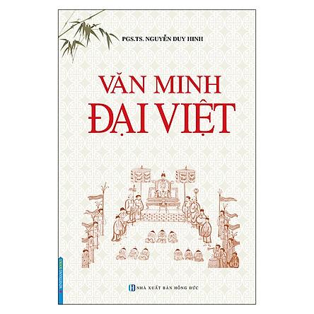 Văn Minh Đại Việt (Bìa Cứng)