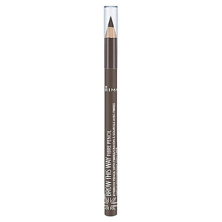 Rimmel Brow This Way Fibre Pencil Medium