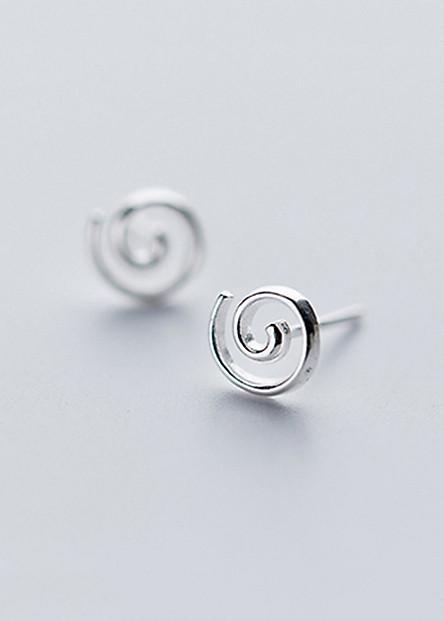 Bông Tai Nữ | Bông Tai Nữ Bạc Ngôi Sao B2435 - Bảo Ngọc Jewelry