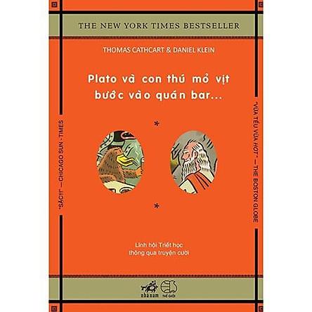 Sách - Plato Và Con Thú Mỏ Vịt Bước Vào Quán Bar (tặng kèm bookmark thiết kế)