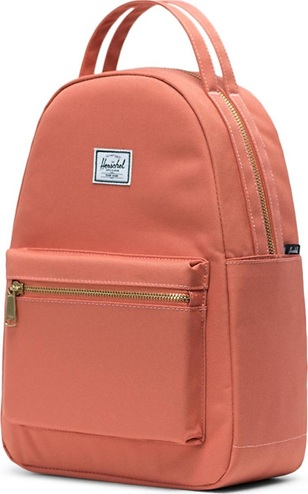 Balo Nữ Herschel Nova Small Backpack 10502-02522-OS Apricot Brandy (14.25 x 10.25 x 5 cm)
