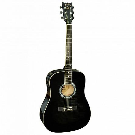 Đàn Guitar Acoustic Morrison MGW 405BK EQ
