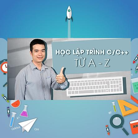 Khóa Học Lập Trình C/C++ Từ A - Z