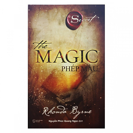 Comno  Bí mật The secret +The Magic Phép màu