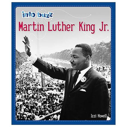 Martin Luther King Jr. (Info Buzz: Black History)
