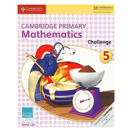 Cambridge Primary Mathematics 5: Challenge