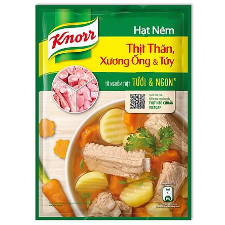 Hạt Nêm Knorr Từ Thịt Thăn, Xương Ống Và Tủy Bổ Sung Vitamin A (400g) - 32010212