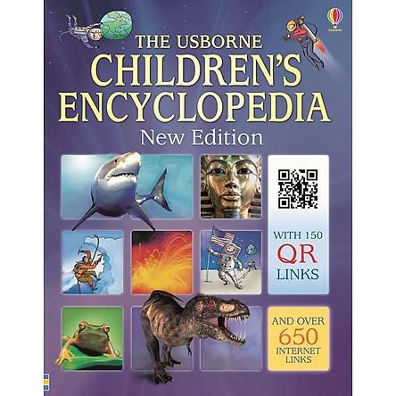 Usborne Children's Encyclopedia, reduced edn