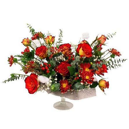 Bình hoa tươi - Đam Mê Cháy Bỏng 3965