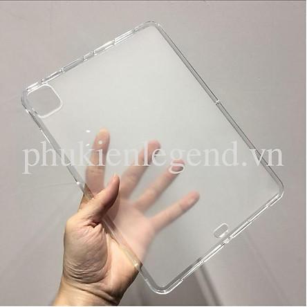 Ốp lưng silicon dẻo trong suốt dành cho iPad Pro 12.9 2020