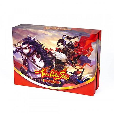 Board Game Tam Quốc Sát - Quốc Chiến - Yokagames