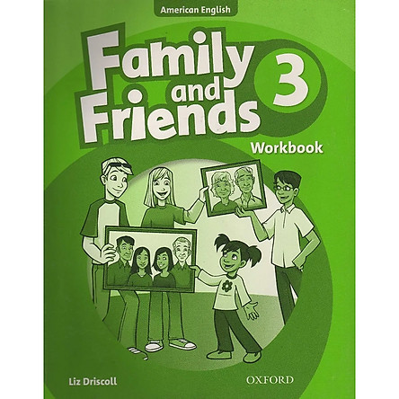 Family and Friends 3: Workbook (American English Edition)