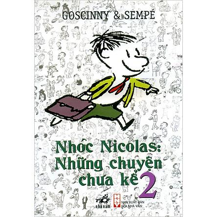 Nhóc Nicolas: Những chuyện chưa kể Tập 2 (Tái Bản 2020)