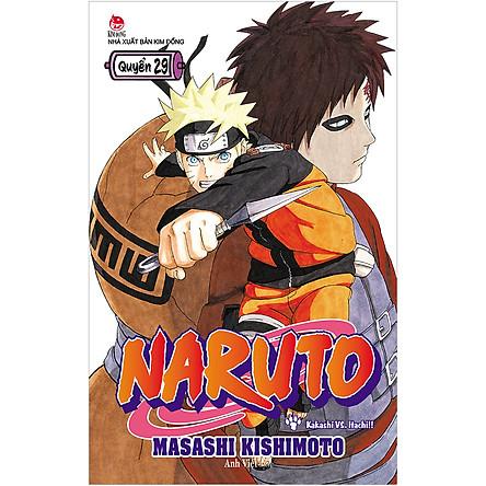 Naruto - Tập 29