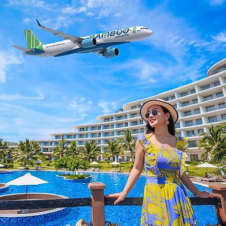 [HCM/ HN] Combo 3N2Đ FLC Quy Nhơn 5 Sao + Vé Máy Bay Bamboo Airways Khứ Hồi, Khởi Hành Hàng Ngày