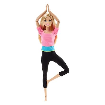 Búp Bê Yoga Barbie DHL81