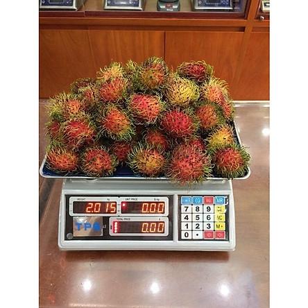cân tính giá 30kg, cân siêu thị thông dụng