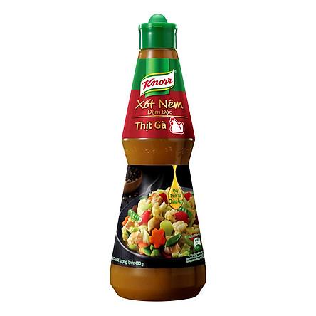 Xốt nêm thịt gà Knorr  (480g)